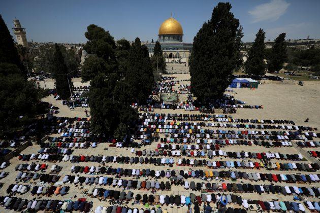 Ramazan Jerusalim