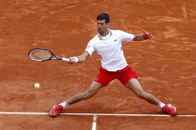 Novak Đoković Monte Karlo