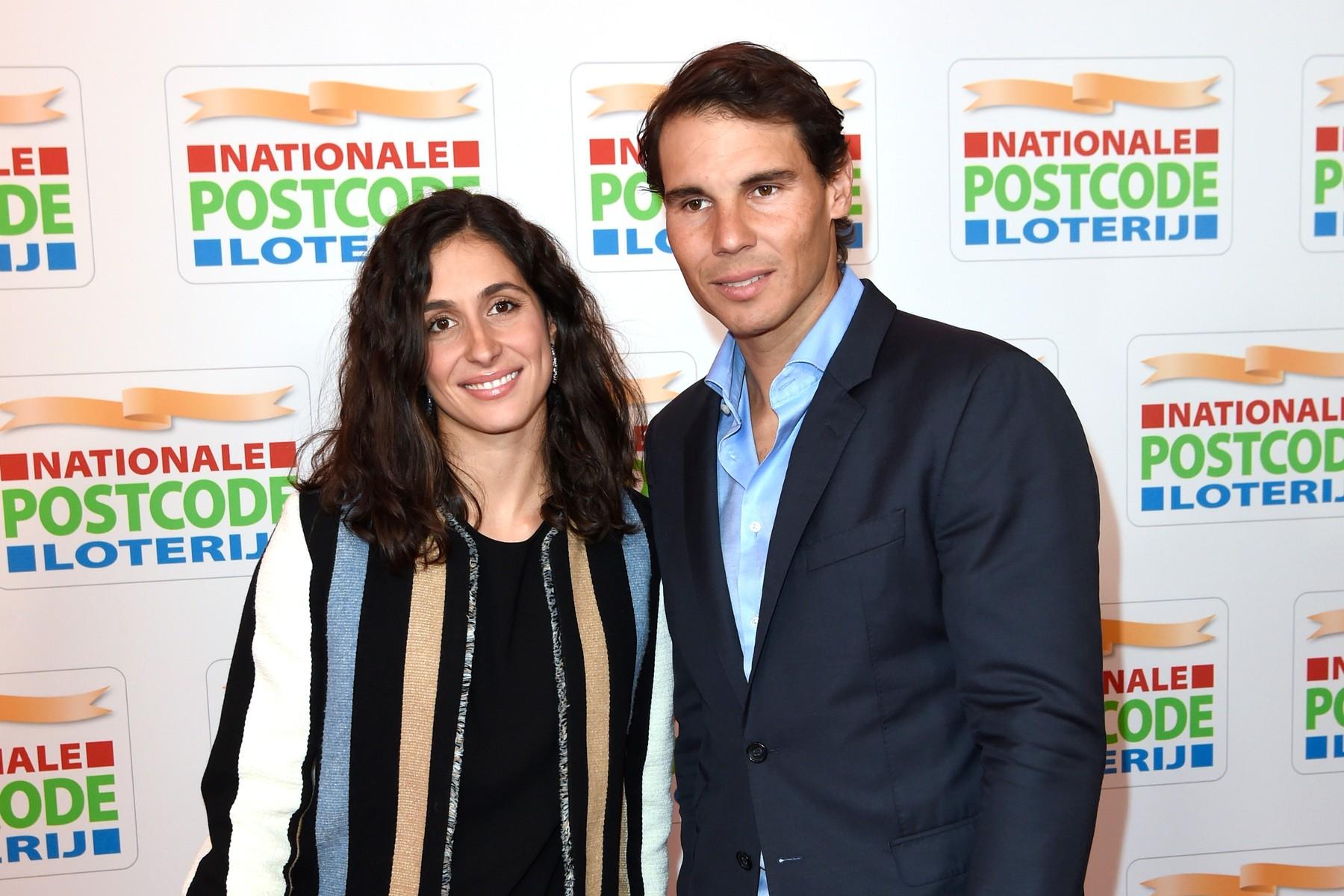 Rafael Nadal i Ćiska Perelo.