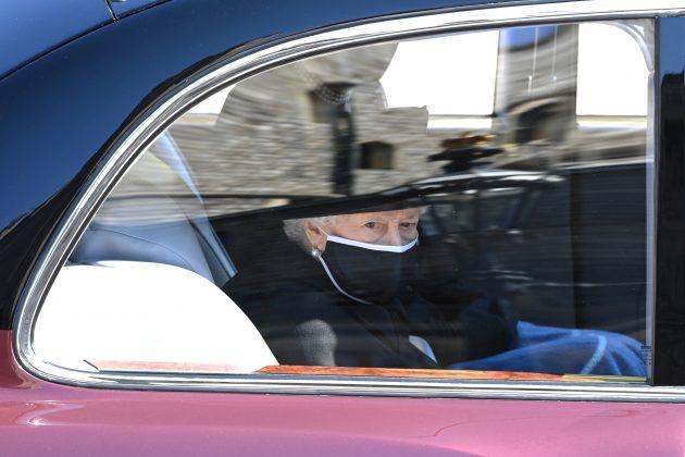 Princ Filip sahrana