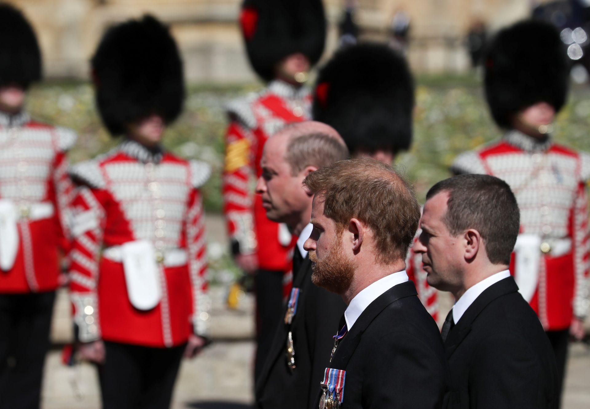 Sahrana Princ Filip