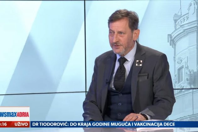Teodor Lorenčič, gost, emisija Pregled dana