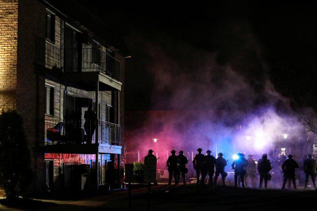 Protesti Mineapolis