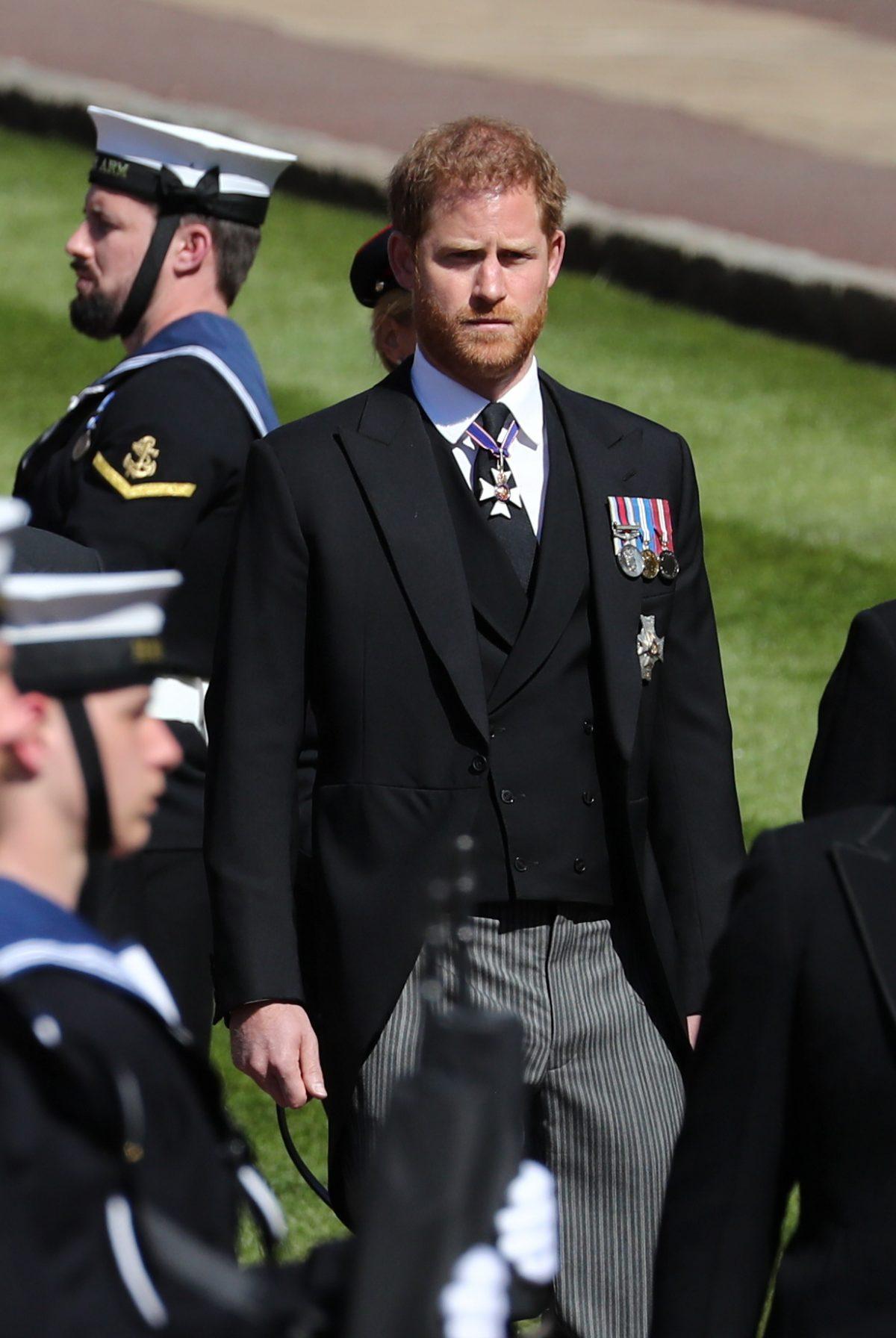 Princ Hari.