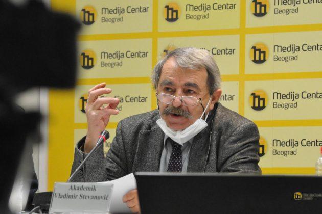 Akademik Vladimir Stevanović