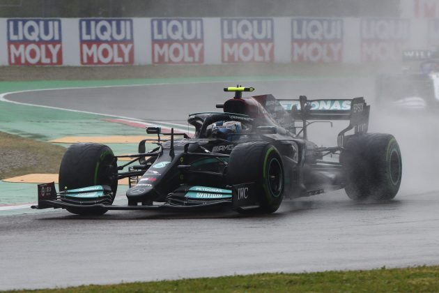 Sudar Botas Rasel incident Imola Formula 1