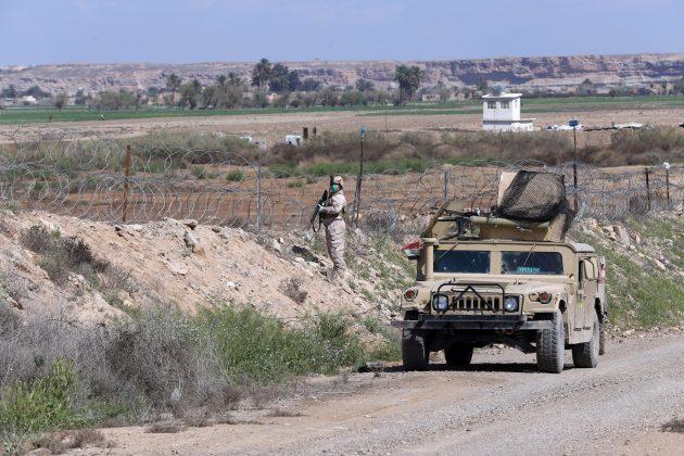Irak, vojna baza