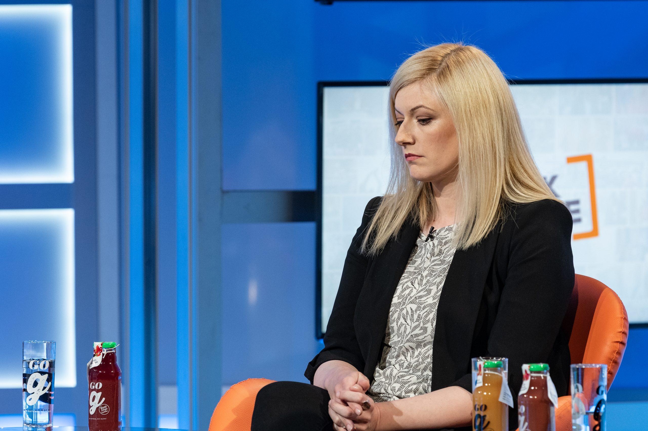 Bojana Jovanović, KRIK, emisija Utisak nedelje