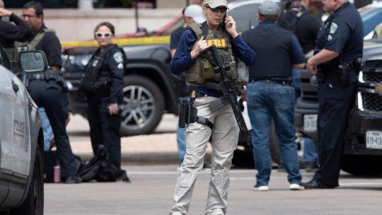 Teksas, Ostin, pucnjava, policija