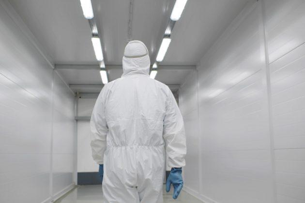Zaštitno odelo, koronavirus