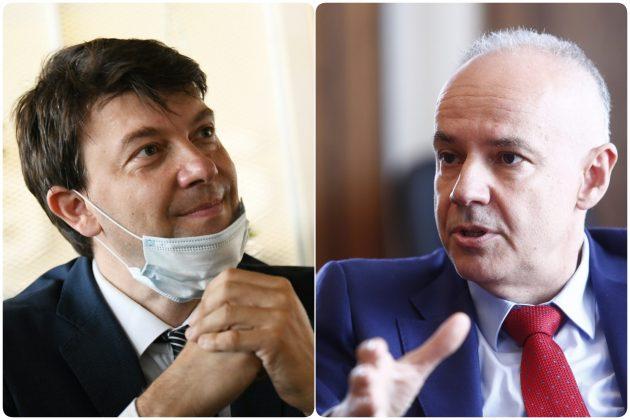 Nikola Jovanovic i Zoran Radojicic