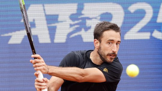 Nikola Milojević Serbia Open 2021 ATP