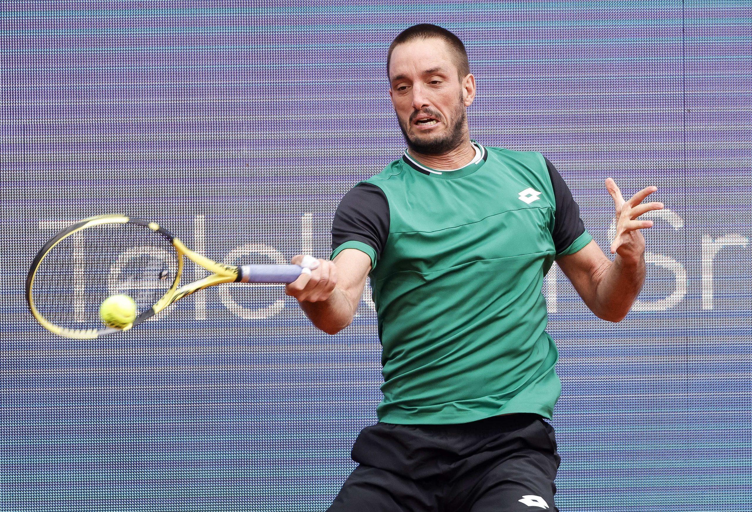 Viktor Troicki Serbia Open 2021