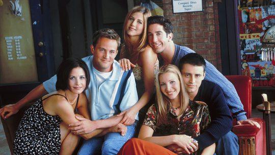 Prijatelji serija