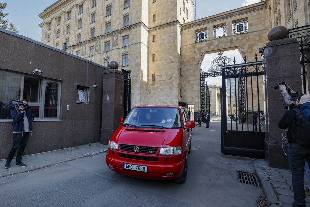 češka ambasada rusija, proterane diplomate