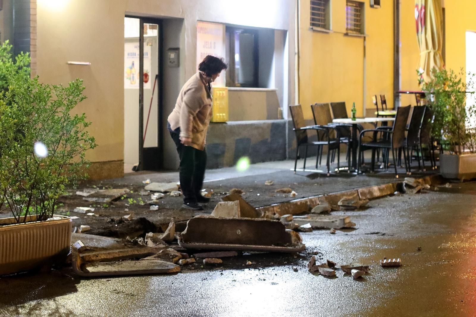 Zagreb, nesreća