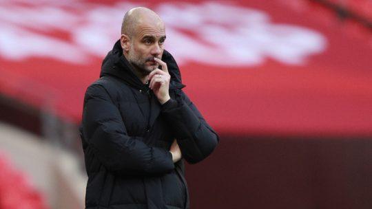 Pep Gvardiola, FK Mančester siti Superliga Evrope