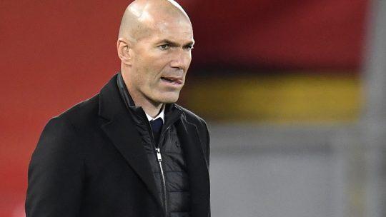 Zinedin Zidan Real Madrid Superliga Evrope