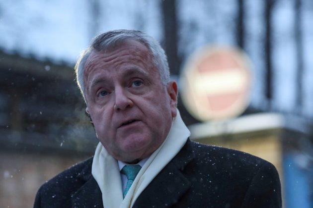 Američki ambasador u Moskvi Džon Saliven, John Sullivan