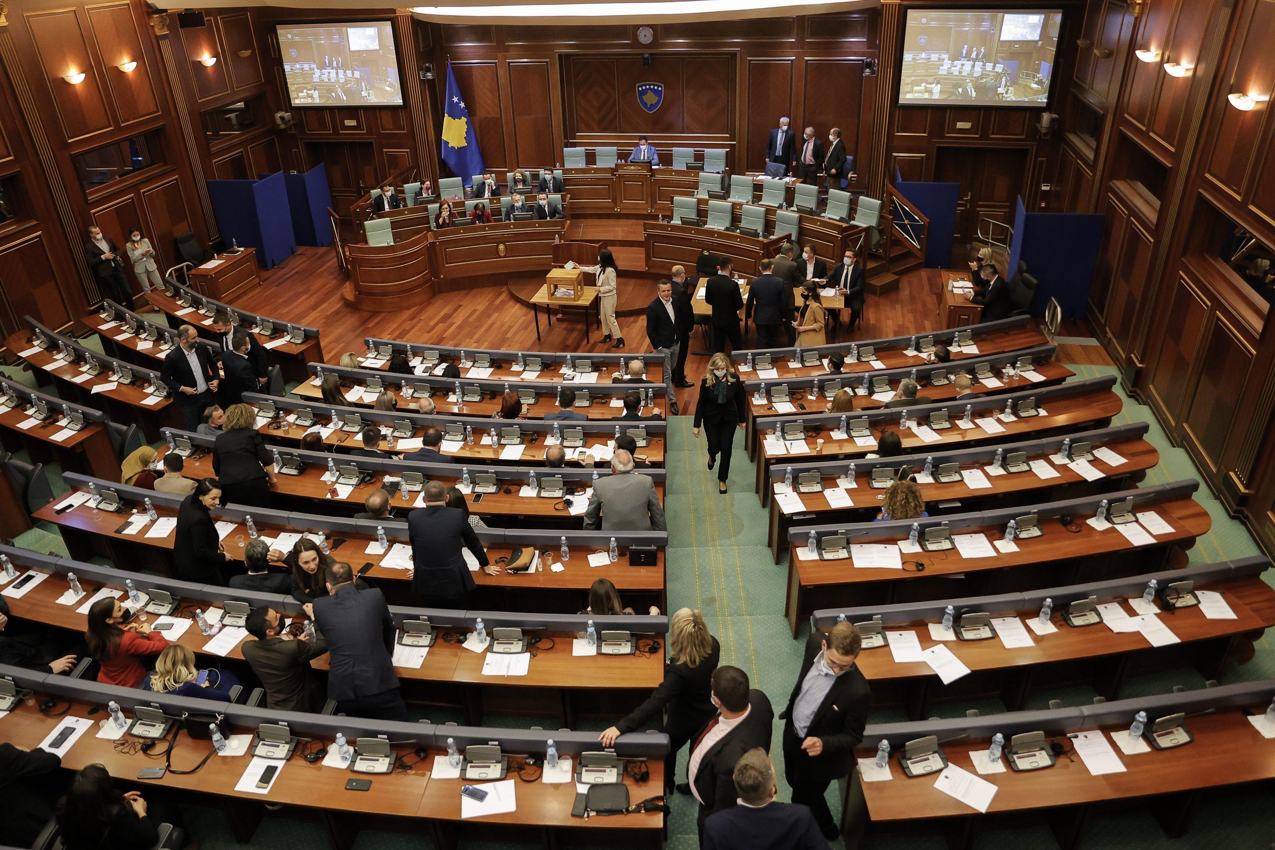 Kosovo, skupština