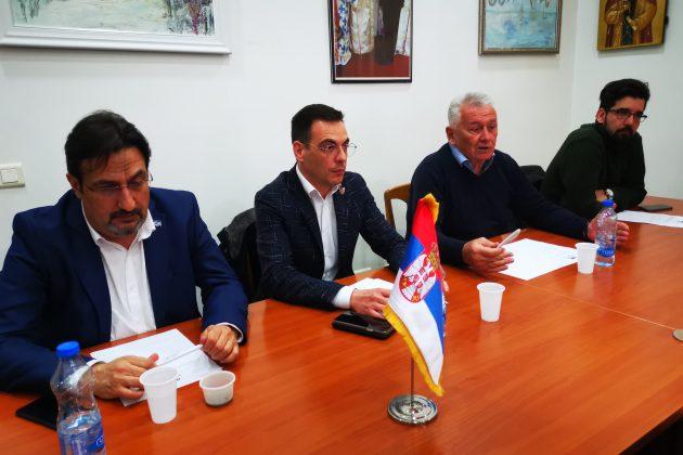 Skup opozicije Čačak