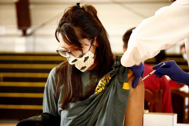 Vakcinacija studenata u Kragujevcu