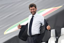 Andrea Anjeli, predsednik Juventusa