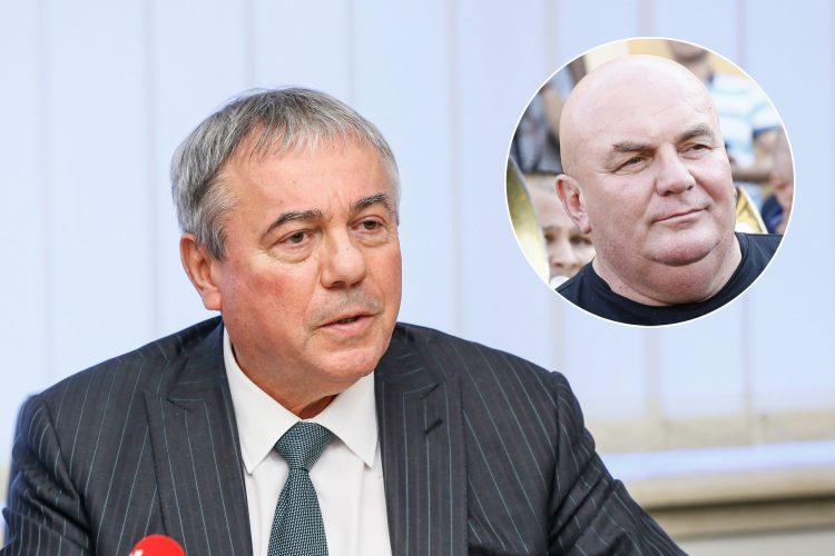 Mića Jovanović, Dragan Marković Palma