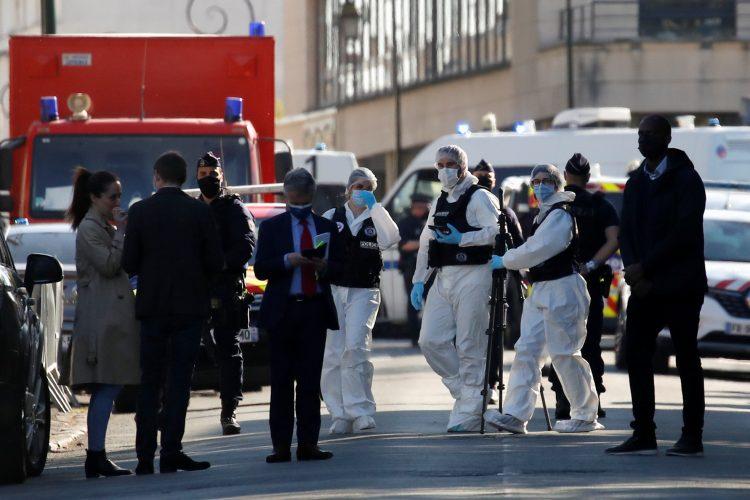 Francuska, Rambuje, napad