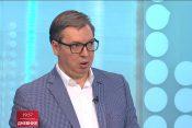 Aleksandar Vučić, Dnevnik RTS