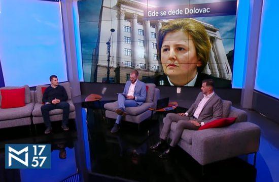 Miloš Pavlović, Savo Manojlović, emisija Među nama, Medju nama