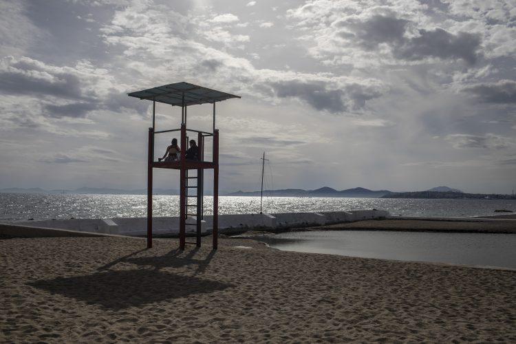 Grčka, plaža, putovanje, praznik