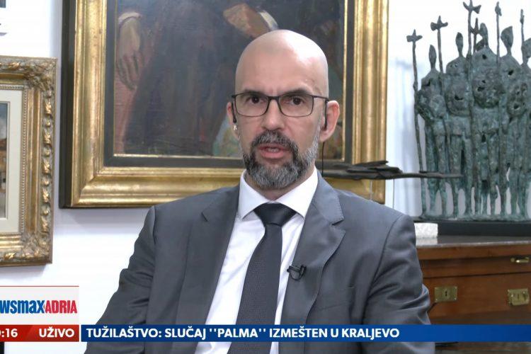 Vladimir Beljanski, emisija Pregled dana