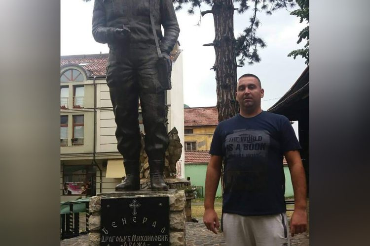 Dejan Kostić, nestao