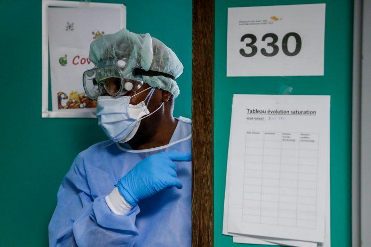 Belgija, koronavirus, bolnica