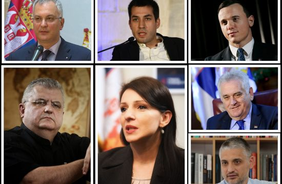 marinika, nenad čanak, čeda jovanović, šutanovac, tomislav nikolić,naim leo beširi i dobrica veselinović kombo