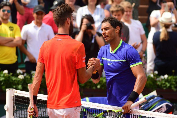 Rafael Nadal i Benoa Per