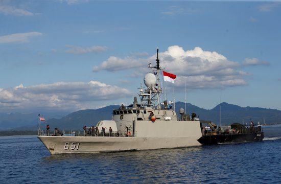 Indonezija podmornica potraga,