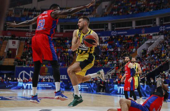 Marko Gudurić, KK Fenerbahče KK CSKA