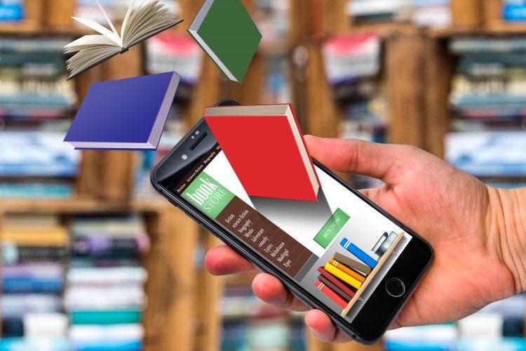 e-book, Online kupovina knjiga