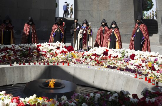 Jerevan godisnjica genocid