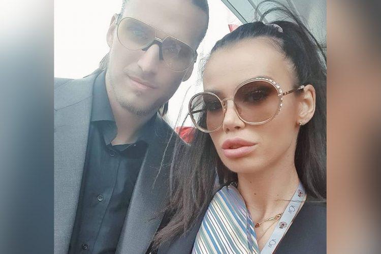 Aleksandar Prijovic i Marina Djordjevic