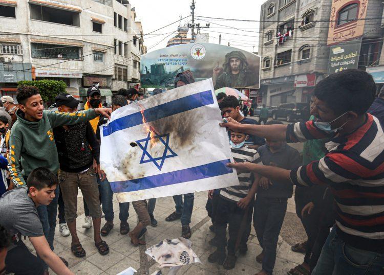 Izrael neredi
