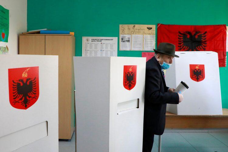 Albanija izbori