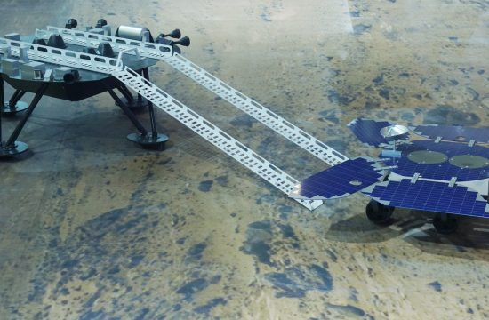 Džurong rover na marsu