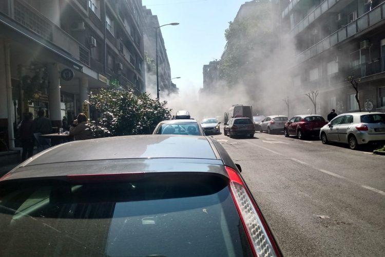 eksplozija ili požar u fast fudu