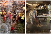 Indija kombo festival i bolnica