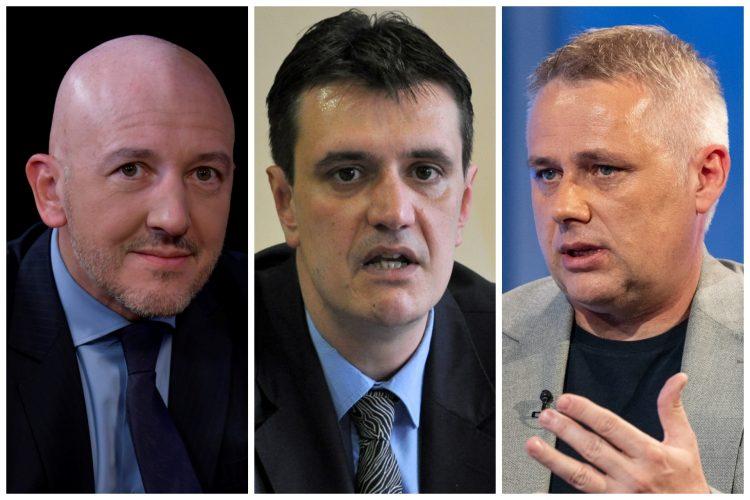 Miodrag Majić, Vladimir Cvijan, Igor Jurić kombo