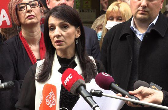 Marinika Tepić izjava