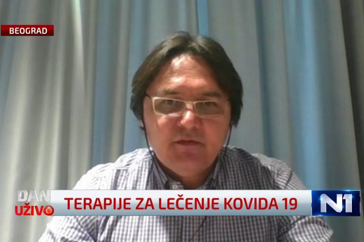 Doktor Srdjan Pesic farmakolog